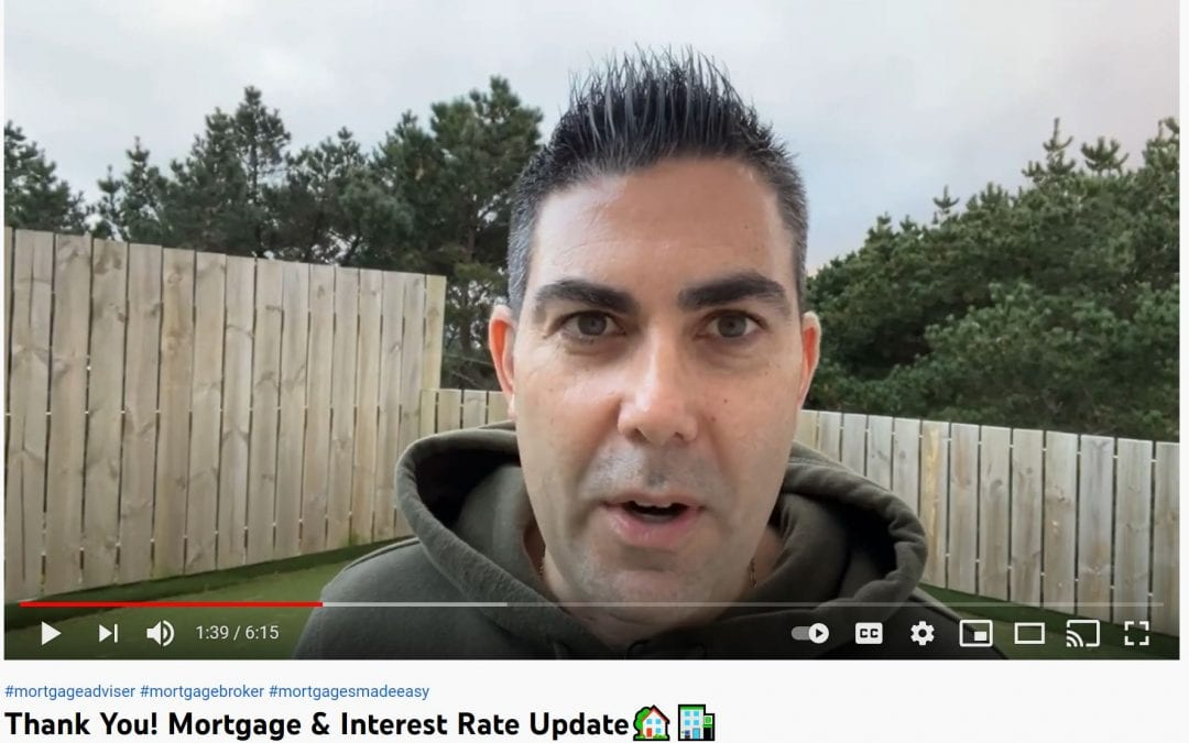 Thank You! Mortgage & Interest Rate Update🏡🏦